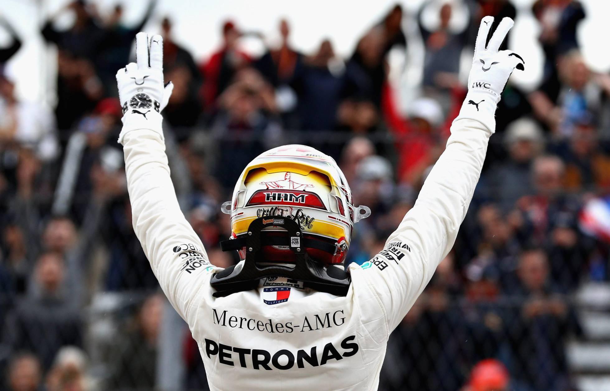 Hamilton busca sentenciar el título de mundiales de Fórmula 1 en México