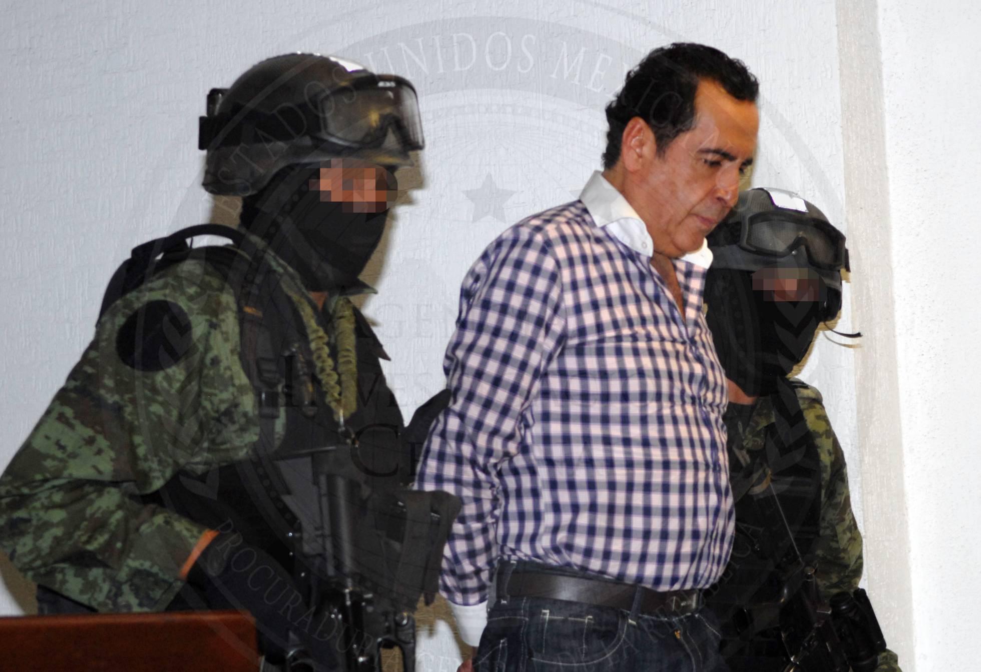 Fallece el capo Héctor Beltrán Leyva en hospital de Toluca