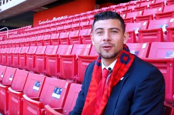Jesús Molina, nuevo jugador de Chivas — OFICIAL