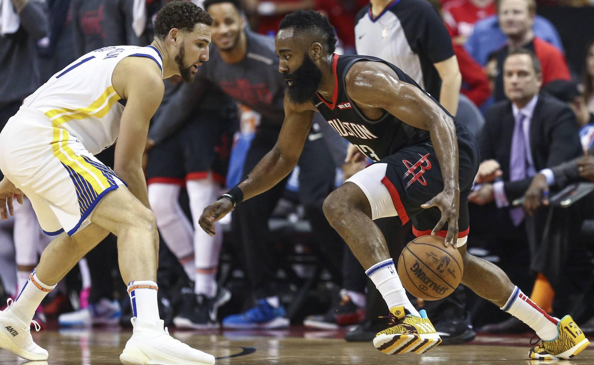 Golden State se impusieron por 104-106 a los Rockets de Houston