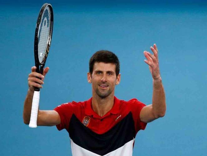 Djokovic,Nadal, Federer y Frances ganan principales premios de la ATP